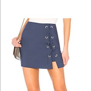 Lace up Skirt - Size XS